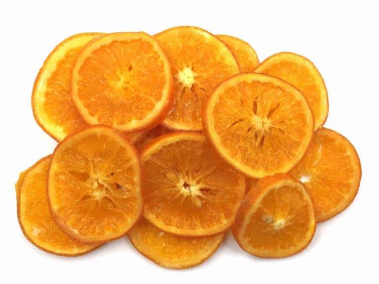 cách làm cam sấy