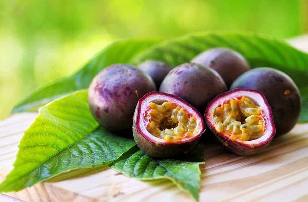 How to make dried passion fruit at home