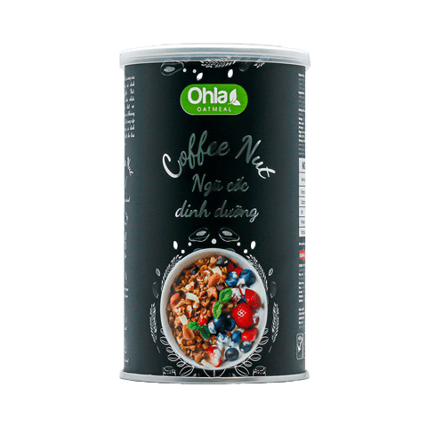 oatmeal coffee nut