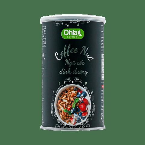 ngũ cốc dinh dưỡng coffee nut ohla