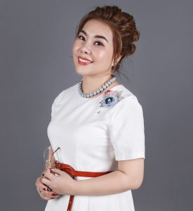 Nữ doanh nhân Lương Thanh Thúy, Tổng giám đốc Lương Gia