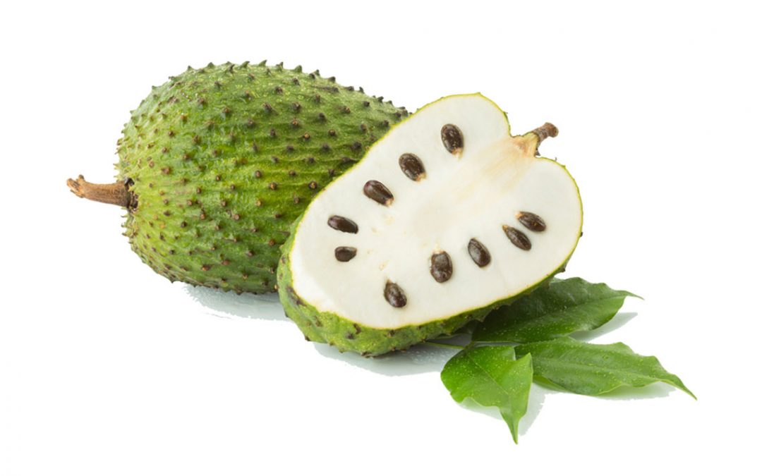 Nutritional content and health benefits from Soursop