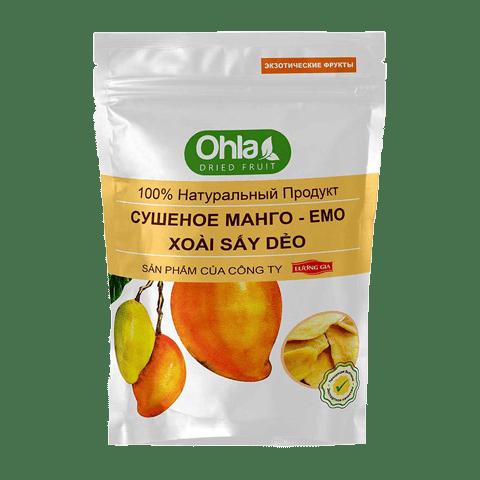 cушеный манго ohla