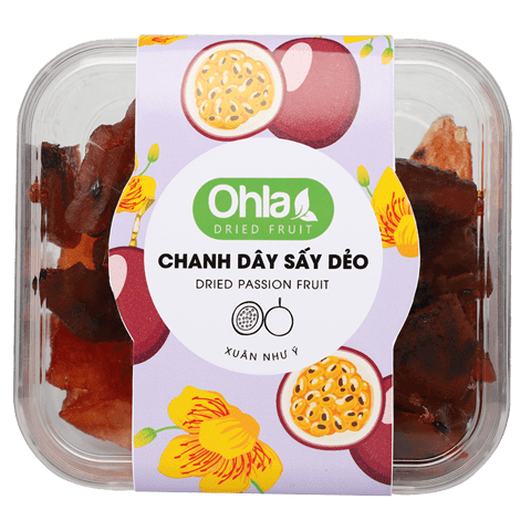 chanh dây sấy dẻo ohla 200gr