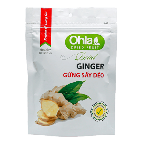 dried ginger ohla