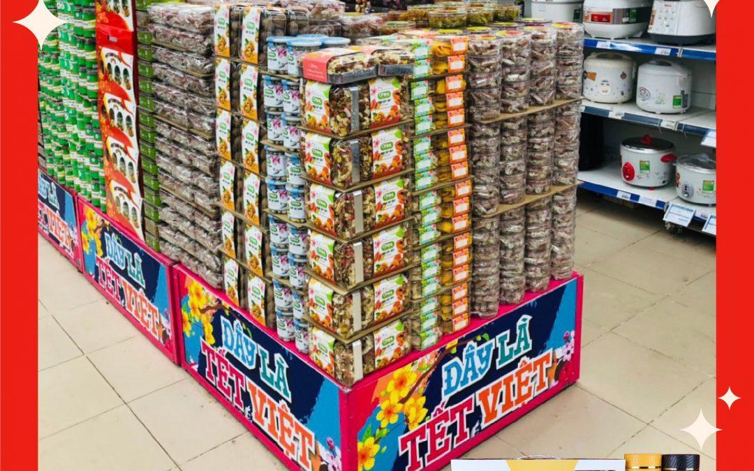 Đón Tết thêm vui cùng Ohla tại hệ thống siêu thị Coopmart